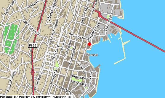 DarkLight Lasertag Arena Tromsø Norway - Norway map tromso